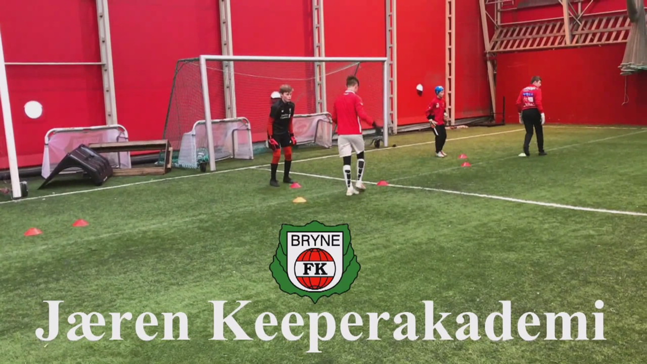 Video Jæren Keeperakademi 2019
